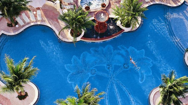 Property LoewsMiamiBeachHotel Miami Hotel Pool creditLoewsMiamiBeachHotel