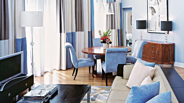 Property LoewsMiamiBeachHotel Miami Hotel Suite creditLoewsMiamiBeachHotel