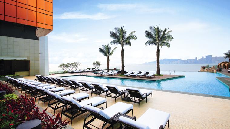 Property MGMGrandMacau Macau Hotel Pool creditMGMMacau