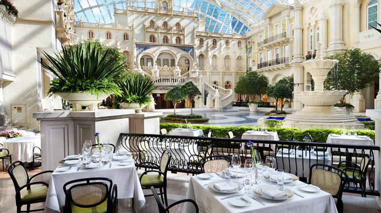 Property MGMGrandMacau Macau Hotel Restaurant creditMGMMacau