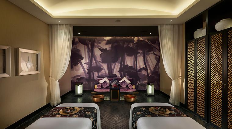 Property MandarinOrientalGuangzhou Hotel Spa SpaCouplesSuite CreditMandarinOrientalGuangzhou