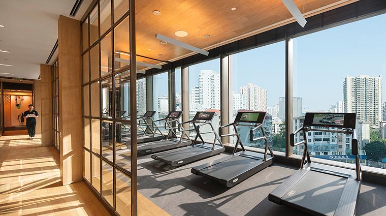 Property MandarinOrientalGuangzhou Spa PublicSpaces FitnessCenter CreditMandarinOrientalGuangzhou