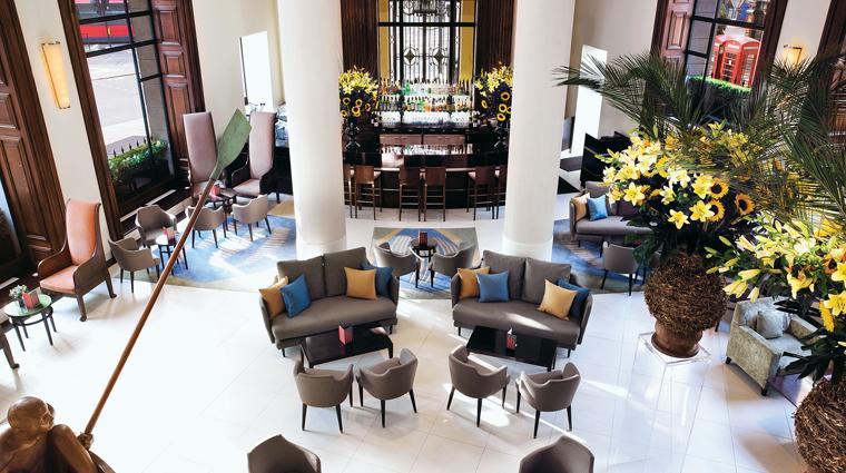 Property OneAldwych 3 Hotel PublicSpaces Lobby CreditOneAldwych