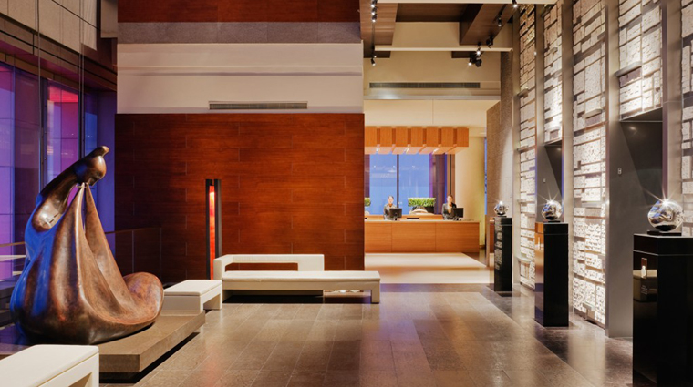 Property ParkHyattBeijing Beijing Hotel Interior Lounge creditParkHyattBeijing