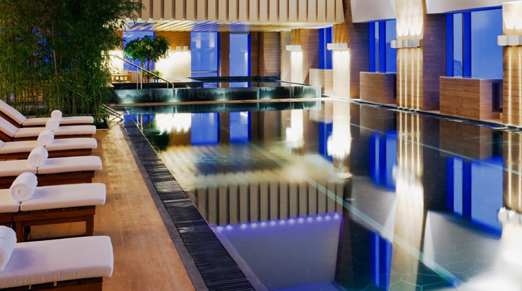 Property ParkHyattBeijing Beijing Hotel Pool creditParkHyattBeijing