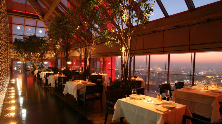 Property ParkHyattBeijing Beijing Hotel Restaurant creditParkHyattBeijing