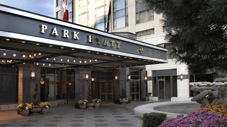 Property ParkHyattToronto Toronto Hotel Exterior creditParkHyattToronto