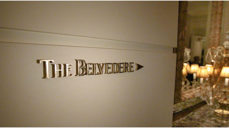 Property PeninsulaBeverlyHills LosAngeles Restaurant TheBelvedere Interior1 creditFiveStarTravelCorporation