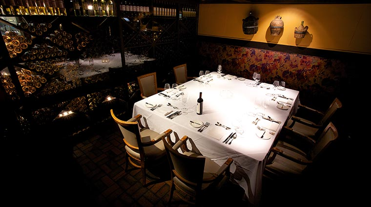 Property PoloGrill Restaurant Dining PrivateDiningTable CreditPoloGrill
