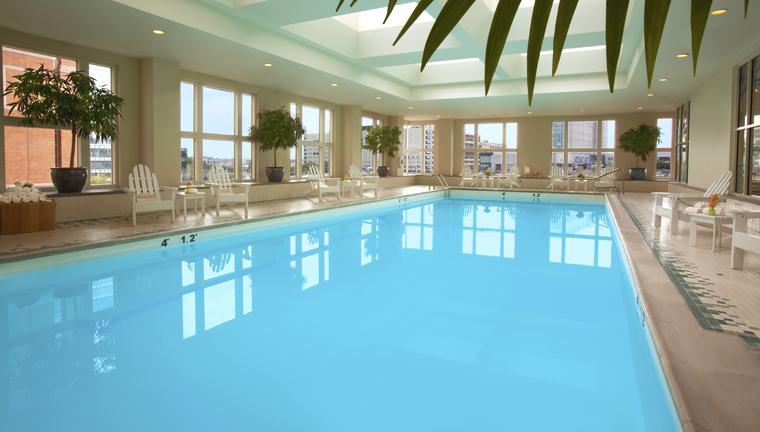 Property SeaportHotelandWorldTradeCenter Hotel Pool CreditSeaportHotelandSeaportWorldTradeCenter