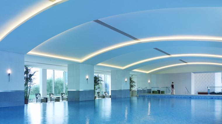 Property ShangriLaBeijing Beijing Hotel Pool creditAmanAtSummerPalace