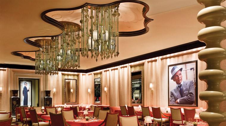Property Sinatra LasVegas Restaurant Style2 creditWynnBarbaraKraft