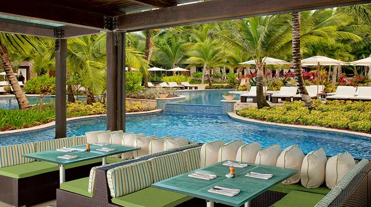 Property StRegisBahia Hotel Dining PoolsideTables StarwoodHotels