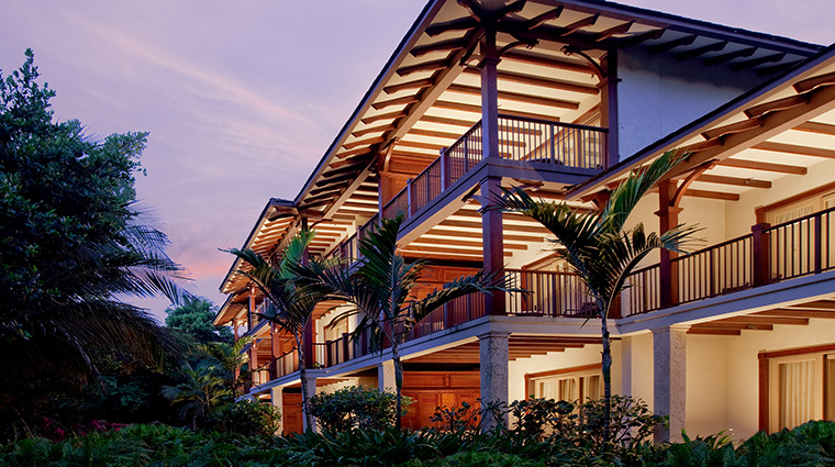 Property StRegisBahia Hotel Exterior BuildingwithLights StarwoodHotels