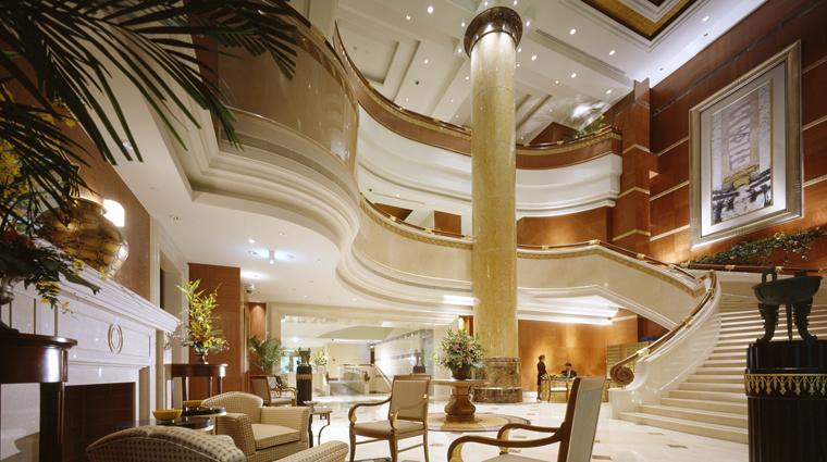 Property StRegisBeijing Beijing Hotel Interior Lobby creditStRegisBeijing