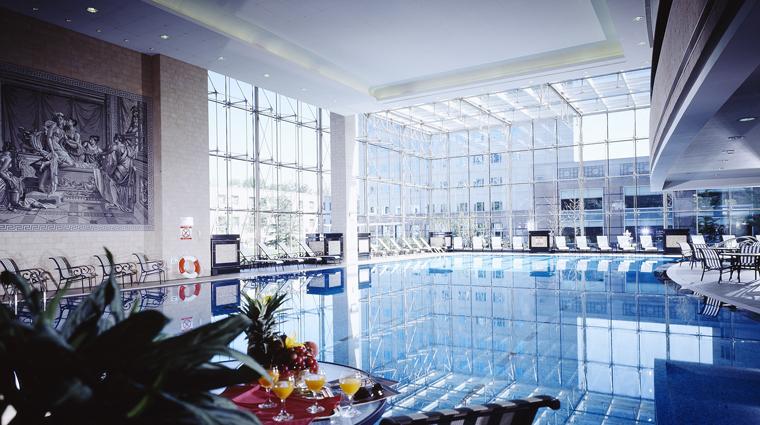 Property StRegisBeijing Beijing Hotel Pool creditStRegisBeijing