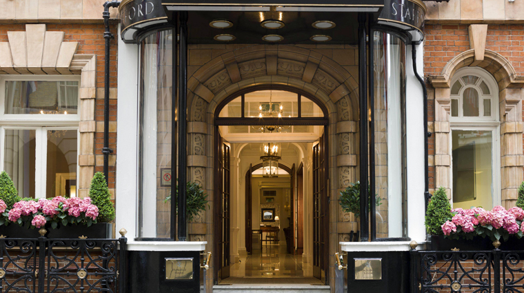 Property StaffordLondonByKempinski 1 Hotel Entrance CreditKempinski