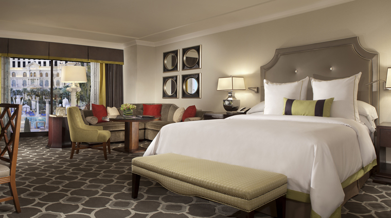 Property TheLaurelCollectionbyCaesarsPalace 2 Hotel GuestroomsSuites OctaviusKingRoom CreditCaesarsLicenseCompanyLLC
