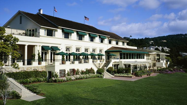 The Lodge At Pebble Beach Monterey Carmel And Sur Hotels United States Forbes Travel Guide