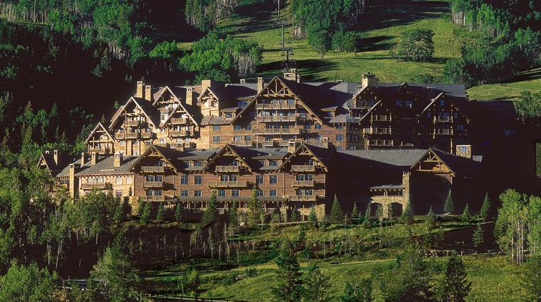Property TheRitzCarltonBachelorsGulch Colorado Hotel Exterior creditTheRitzCarltonBachelorsGulch