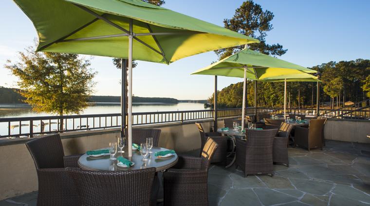 Property TheRitzCarltonLodgeReynoldsPlantation 5 Hotel Restaurant GabysByTheLake CreditTheRitzCarltonHotelCompanyLLC