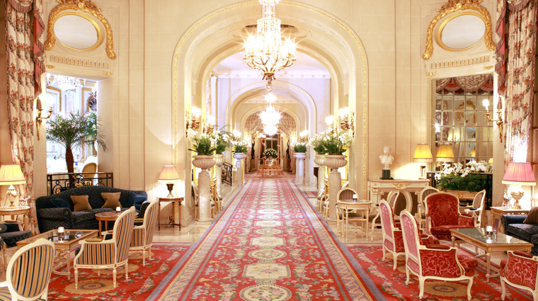 Property TheRitzLondon 1 Hotel PublicSpaces Lobby CreditTheRitzLondon