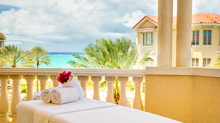 Property TheSomerset Hotel Spa SpaBed TheSomersetonGraceBay