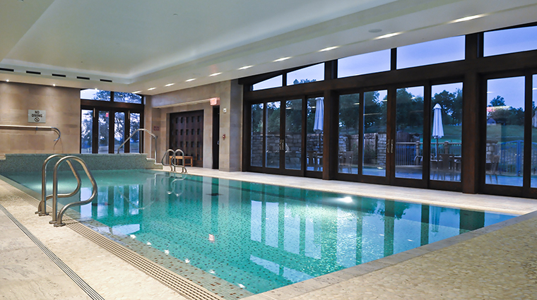 Property TheSpaatPrimland Spa Spa IndoorPool CreditPrimland
