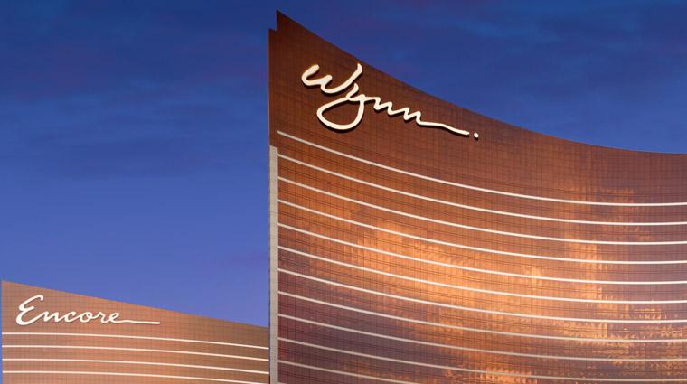 Property Wynn LasVegas Hotel Exterior creditWynn