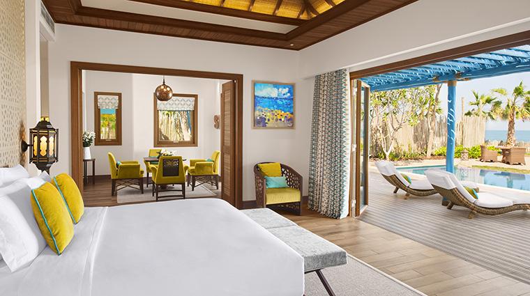 Proprety BananaIslandResortDohabyAnantara Hotel GuestroomSuite TwoBedroomSeaviewPoolVilla AnantaraHotelsResorts&Spas