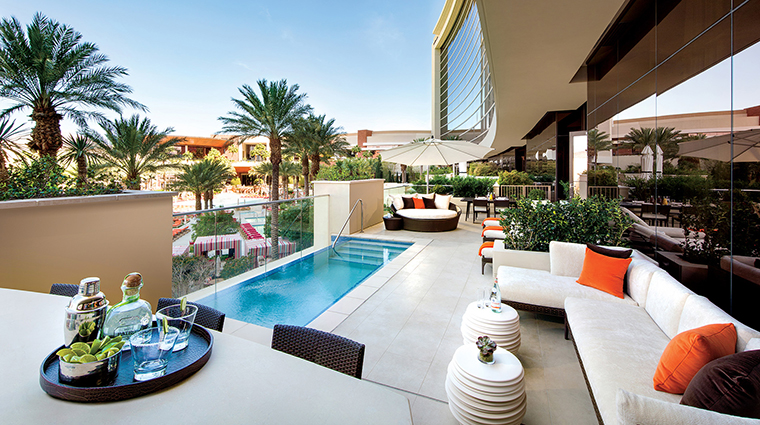 Red Rock Casino Resort and Spa GrandVilla pool