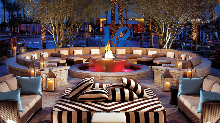 Red Rock Casino Resort and Spa Tbone patio