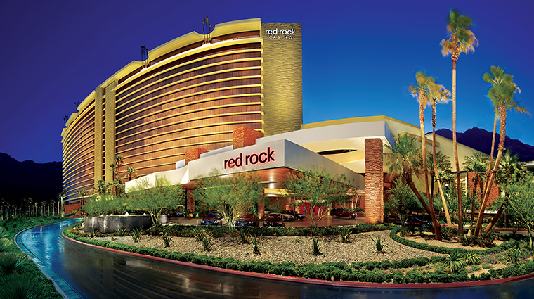 Red Rock Casino Resort and Spa exterior
