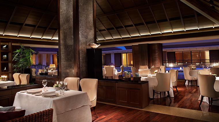 Ritz Carlton Okinawa Chura Nuhjil restaurant