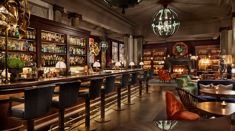 Rosewood London Scarfes bar