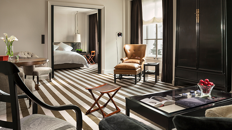 Rosewood London premier suite