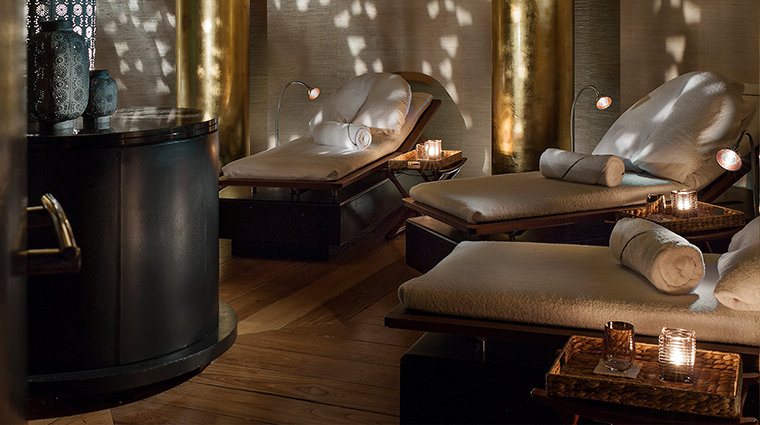 Rosewood London relaxation lounge
