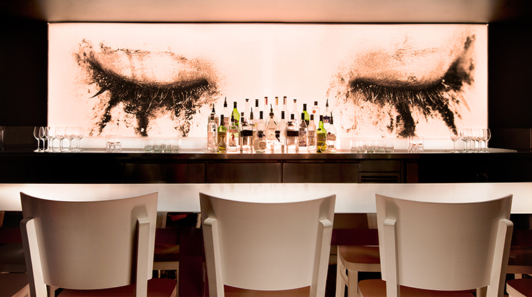 SLS South Beach Katsuya Restaurant dragon bar