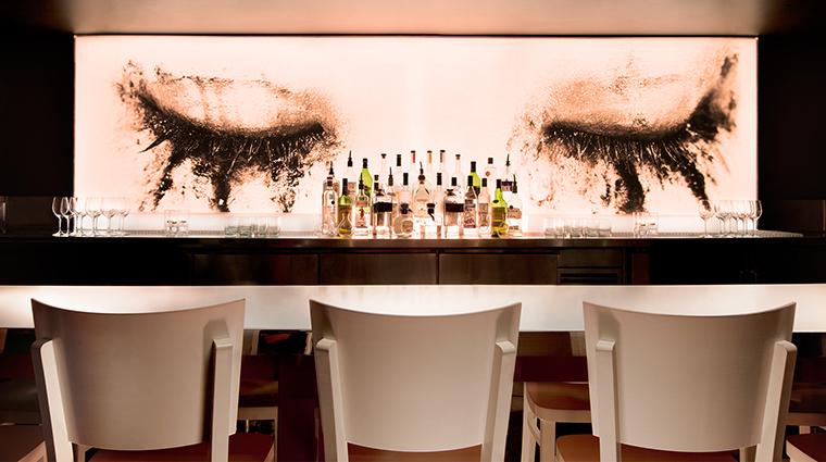 SLS South Beach Katsuya Restaurant dragon bar