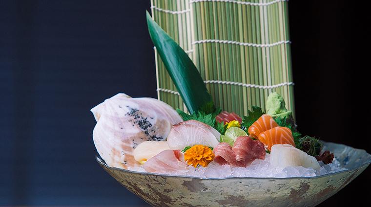 SLS South Beach Katsuya Restaurant omakase