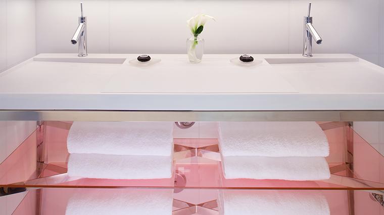 SLS South Beach Suite Bathroom