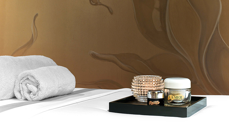 Spa la mer at baccarat new york products