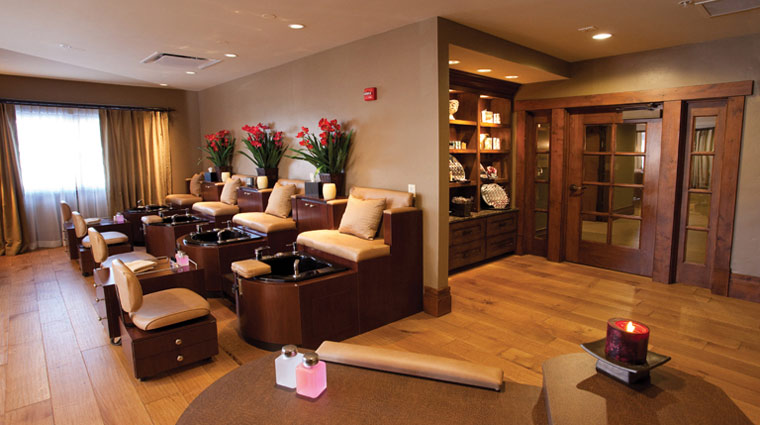 SteinEriksenLodge ParkCity Spa PedicureRm CreditSteinEriksenLodge
