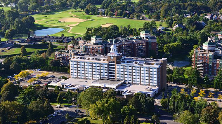 The Garden City Hotel exterior