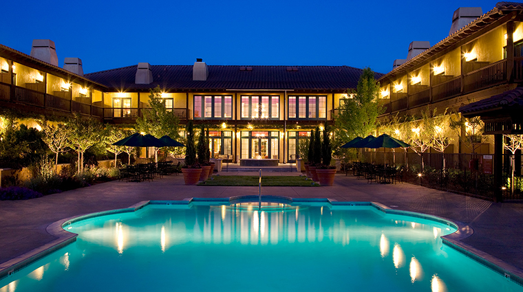 The Lodge at Sonoma Renaissance Resort and Spa pool