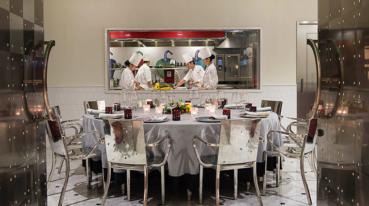 The Peninsula Beijing Jing chefs table