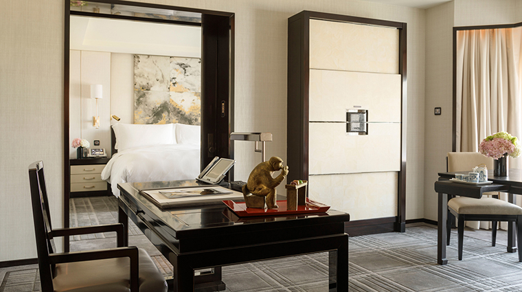 The Peninsula Beijing guestroom