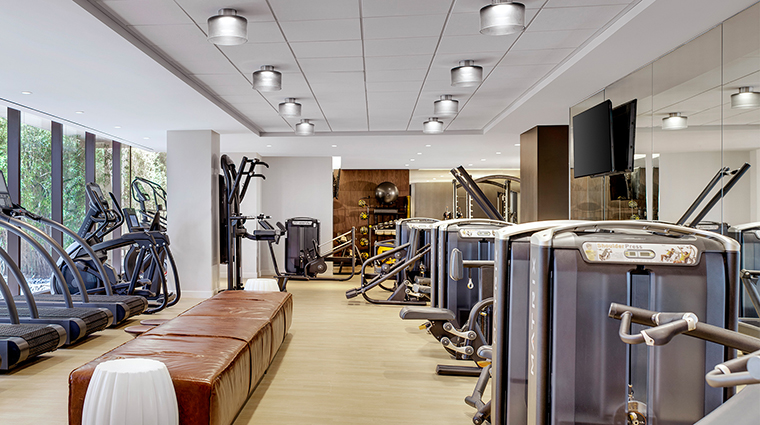 The Red Rock Spa by Well Being fitness center
