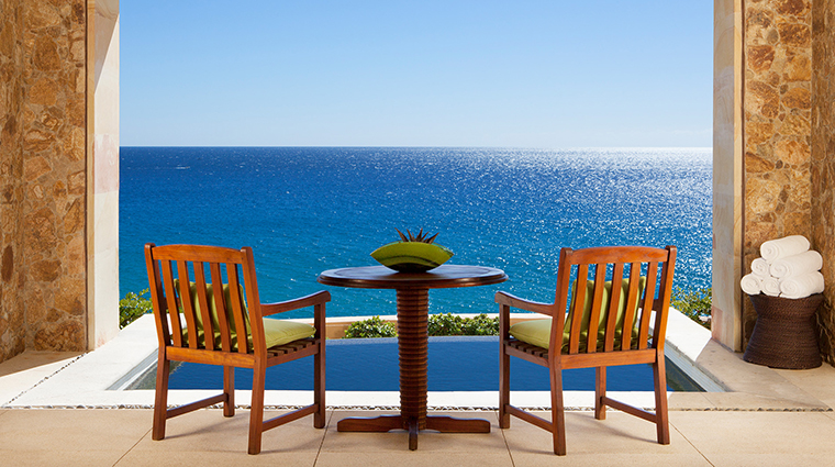 The Resort At Pedregal Dos Mares Suite terrace