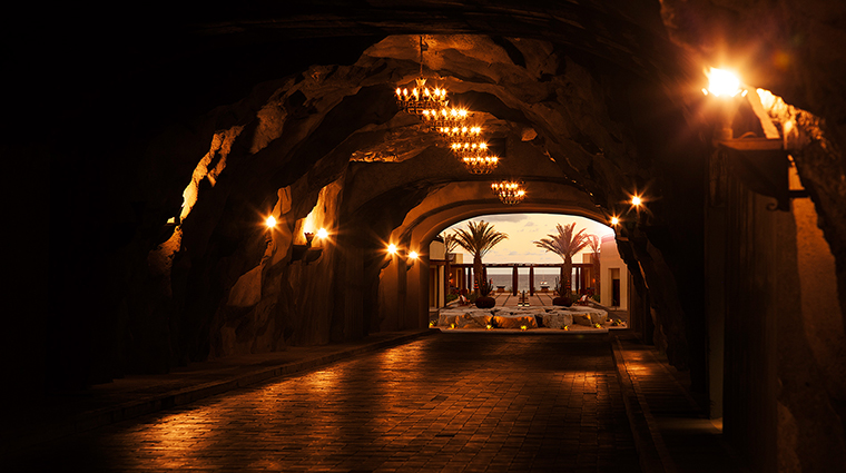 The Resort At Pedregal tunnel